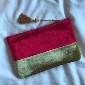 "Shiraleah Bags - NWOT ""Naughty"" makeup bag/clutch"